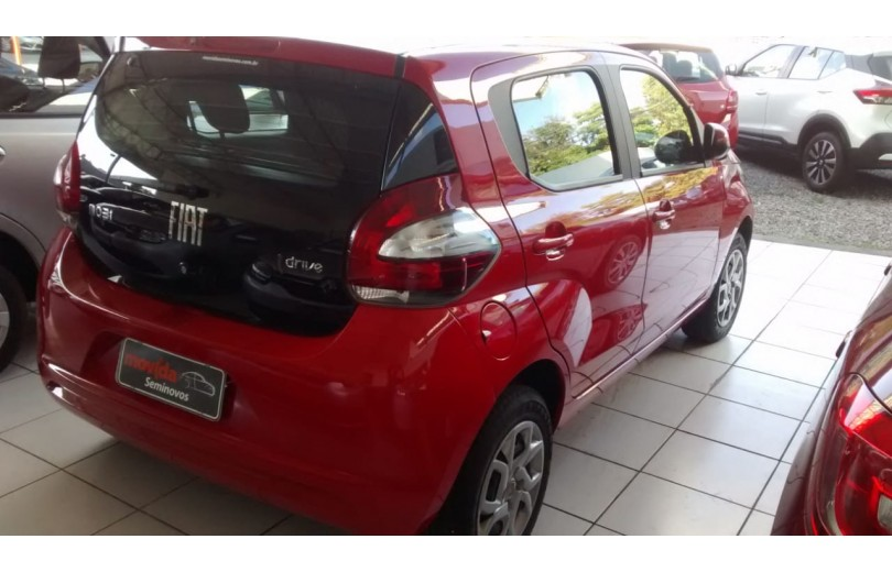 FIAT MOBI 2018 1.0 8V EVO FLEX EASY MANUAL  - Carango 66551 - Foto 3