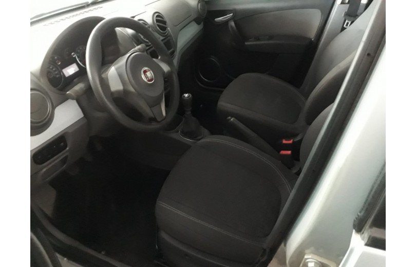 FIAT PALIO 2013 1.4 MPI EVO ATTRACTIVE 8V FIRE FLEX 4P MANUAL - Carango 66340 - Foto 8