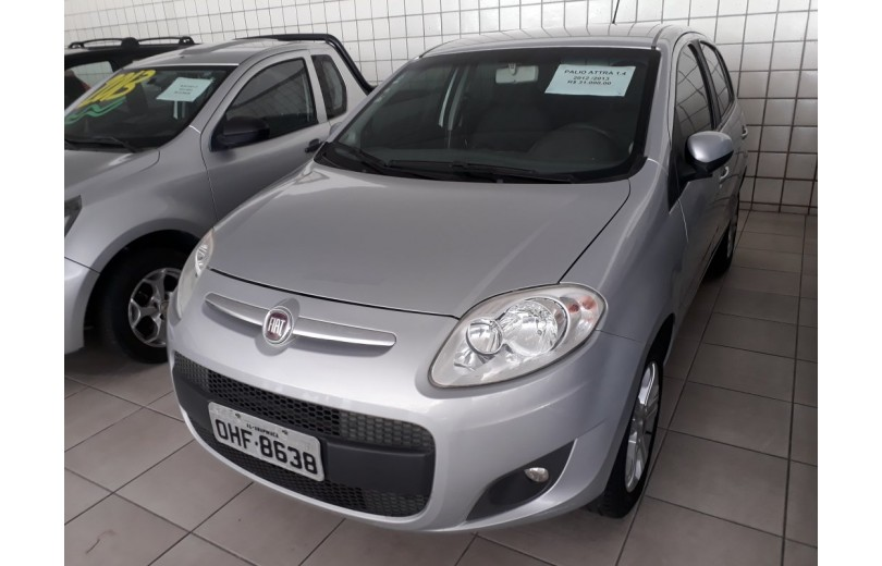 FIAT PALIO 2013 1.4 MPI EVO ATTRACTIVE 8V FIRE FLEX 4P MANUAL - Carango 66340 - Foto 1