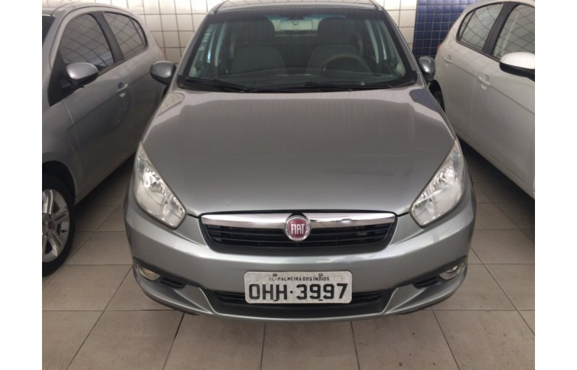 FIAT SIENA 2014 1.4 MPI ATTRACTIVE 8V FLEX 4P MANUAL - Carango 66347 - Foto 2