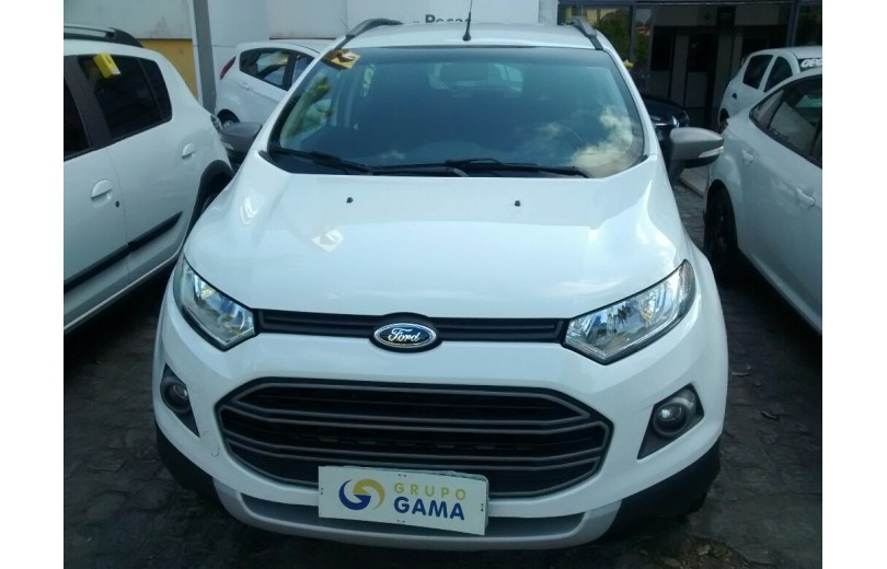 FORD ECOSPORT 2015 1.6 FREESTYLE 16V FLEX 4P MANUAL - Carango 66458 - Foto 2