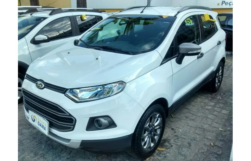 FORD ECOSPORT 2015 1.6 FREESTYLE 16V FLEX 4P MANUAL - Carango 66458 - Foto 1
