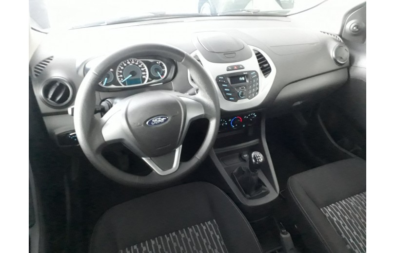 FORD KA 2015 1.0 SE 12V FLEX 4P MANUAL - Carango 66523 - Foto 7