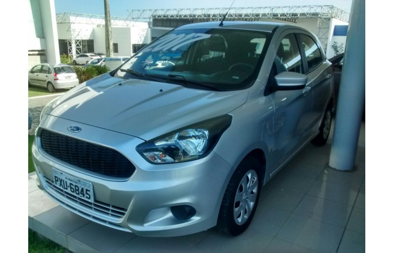 FORD KA 2017 1.0 12V FLEX 4P MANUAL - Carango 66557 - Foto 1