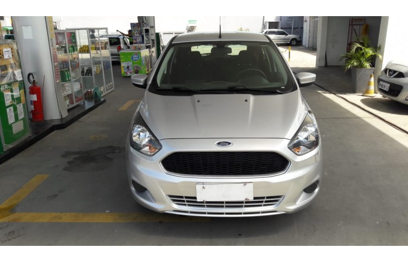 FORD KA 2017 1.0 12V FLEX 4P MANUAL - Carango 66580 - Foto 2