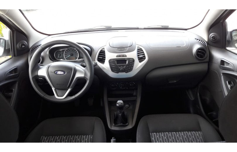 FORD KA 2017 1.0 12V FLEX 4P MANUAL - Carango 66580 - Foto 8