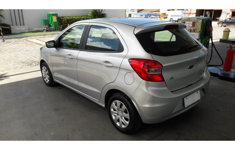FORD KA 2017 1.0 12V FLEX 4P MANUAL - Carango 66580 - Foto 5