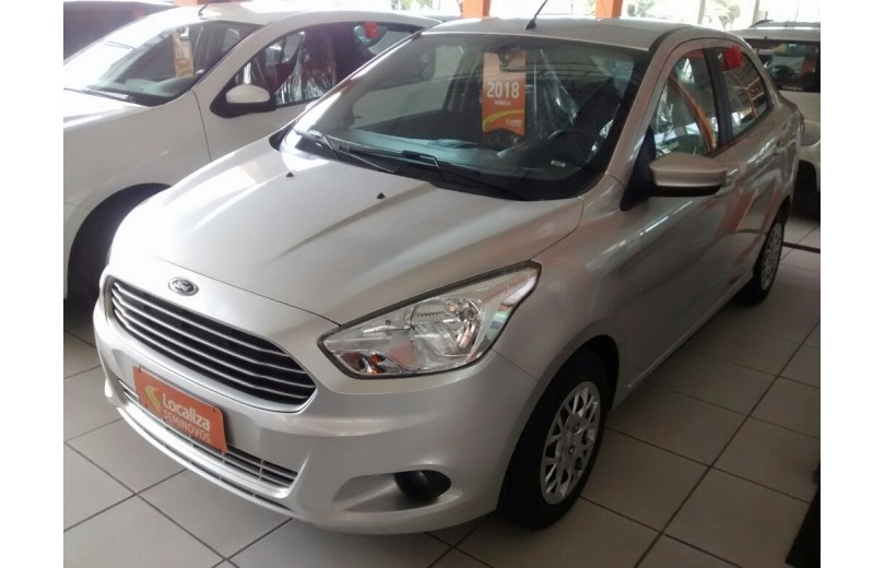 FORD KA MAIS 2018 1.5 SE 16V FLEX 4P MANUAL - Carango 66384 - Foto 1