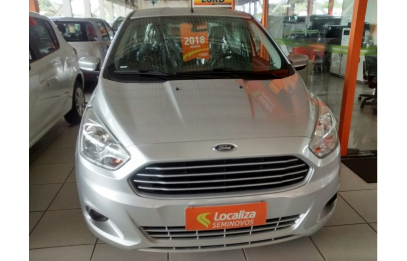 FORD KA MAIS 2018 1.5 SE 16V FLEX 4P MANUAL - Carango 66384 - Foto 2