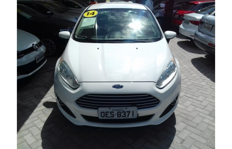 FORD NEW FIESTA 2014 1.6 SE SEDAN 16V FLEX POWERSHIFT 4P AUTOMÁTICO - Carango 66379 - Foto 2