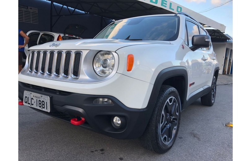 JEEP RENEGADE 2016 2.0 16V TURBO DIESEL TRAIL RATED 4P 4x4 AUTOMÁTICO - Carango 66561 - Foto 1