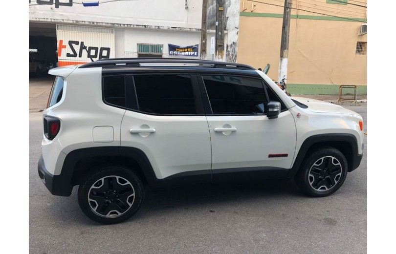 JEEP RENEGADE 2016 2.0 16V TURBO DIESEL TRAIL RATED 4P 4x4 AUTOMÁTICO - Carango 66561 - Foto 9