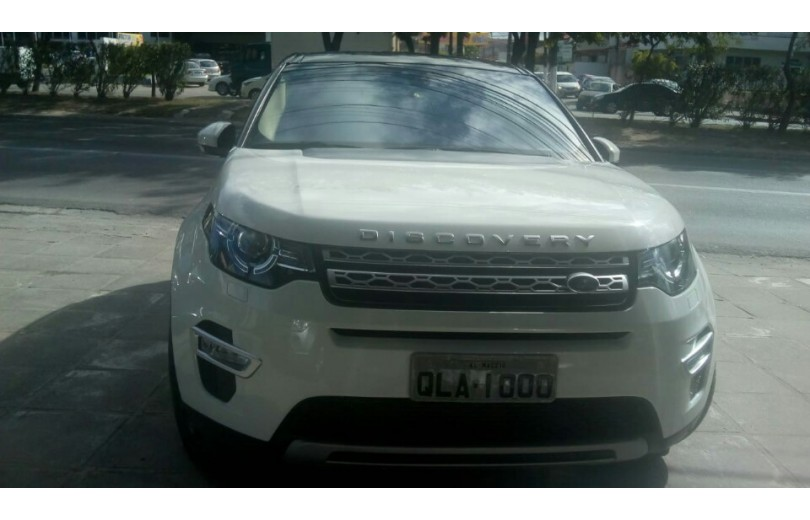 LAND ROVER DISCOVERY SPORT 2015 2.0 16V SI4 TURBO DIESEL HSE 7 LUGARES 4P AUTOMÁTICO - Carango 66397 - Foto 2