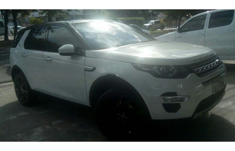 LAND ROVER DISCOVERY SPORT 2015 2.0 16V SI4 TURBO DIESEL HSE 7 LUGARES 4P AUTOMÁTICO - Carango 66397 - Foto 5