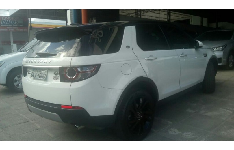 LAND ROVER DISCOVERY SPORT 2015 2.0 16V SI4 TURBO DIESEL HSE 7 LUGARES 4P AUTOMÁTICO - Carango 66397 - Foto 3