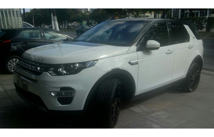LAND ROVER DISCOVERY SPORT 2015 2.0 16V SI4 TURBO DIESEL HSE 7 LUGARES 4P AUTOMÁTICO - Carango 66397 - Foto 1