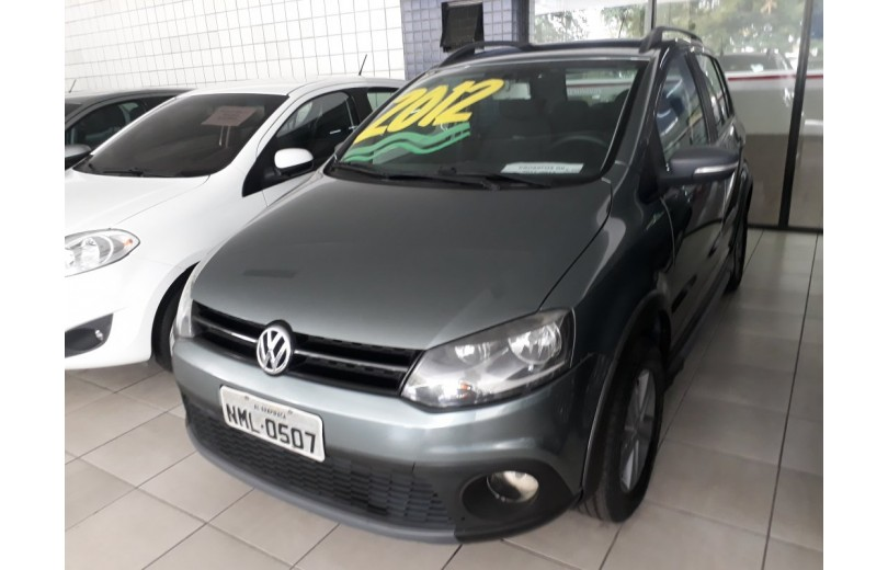 VOLKSWAGEN CROSSFOX 2012 1.6 MI 8V TOTAL FLEX 4P MANUAL - Carango 66332 - Foto 1