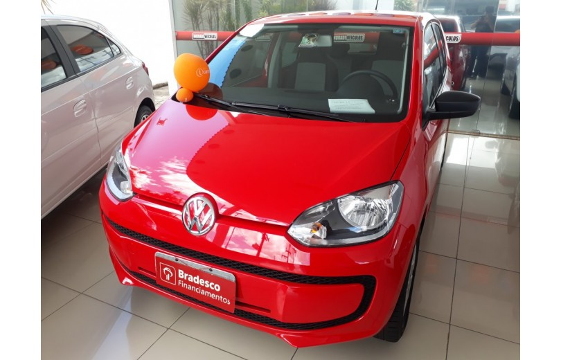 VOLKSWAGEN UP! 2016 1.0 MPI MOVE UP 12V FLEX 4P MANUAL - Carango 67279 - Foto 1