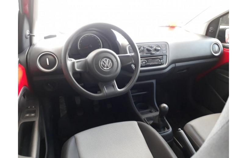 VOLKSWAGEN UP! 2016 1.0 MPI MOVE UP 12V FLEX 4P MANUAL - Carango 67279 - Foto 6