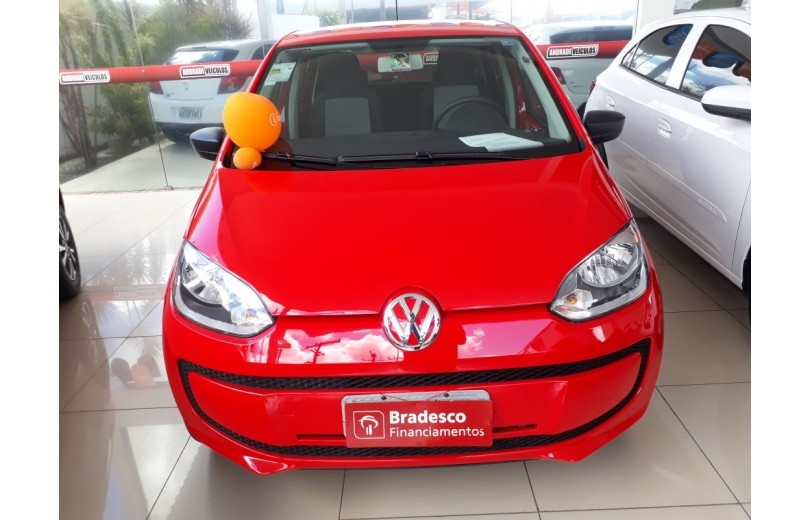 VOLKSWAGEN UP! 2016 1.0 MPI MOVE UP 12V FLEX 4P MANUAL - Carango 67279 - Foto 2