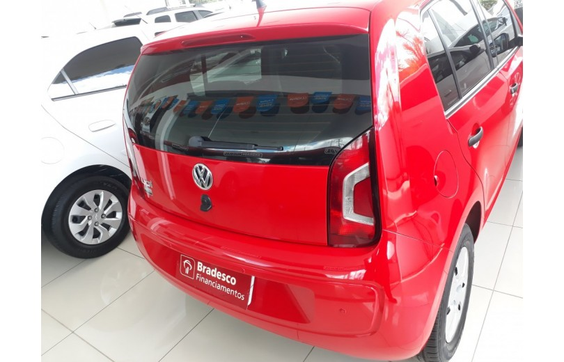 VOLKSWAGEN UP! 2016 1.0 MPI MOVE UP 12V FLEX 4P MANUAL - Carango 67279 - Foto 4