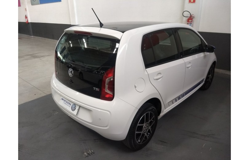 VOLKSWAGEN UP! 2017 1.0 TSI SPEED UP 12V FLEX 4P MANUAL - Carango 66250 - Foto 3
