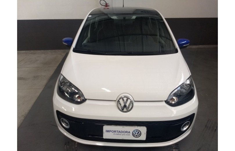VOLKSWAGEN UP! 2017 1.0 TSI SPEED UP 12V FLEX 4P MANUAL - Carango 66250 - Foto 2