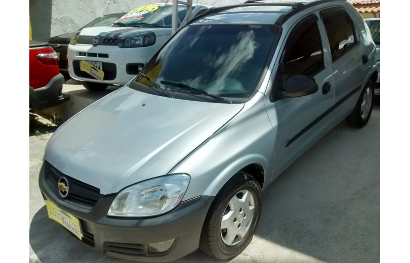 CHEVROLET CELTA 2009 1.0 MPFI LIFE 8V FLEXPOWER 4P MANUAL - Carango 68339 - Foto 1