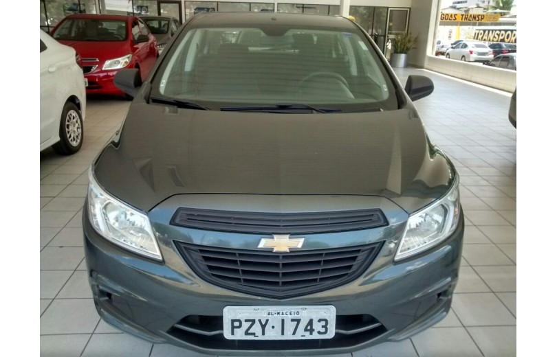 CHEVROLET ONIX 2018 1.0 MPFI JOY 8V FLEX 4P MANUAL - Carango 68343 - Foto 2