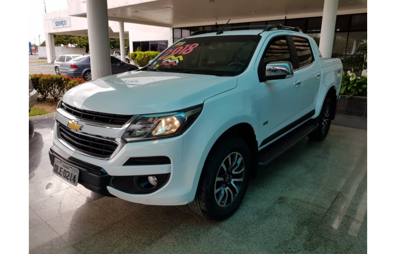 CHEVROLET S10 2018 2.8 HIGH COUNTRY 4X4 CD 16V TURBO DIESEL 4P AUTOMÁTICO - Carango 68012 - Foto 1