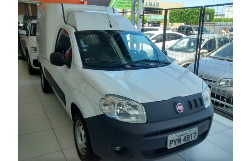 FIAT FIORINO 2017 1.4 MPFI FURGÃO HARD WORKING  8V FLEX 2P MANUAL - Carango 68017 - Foto 2