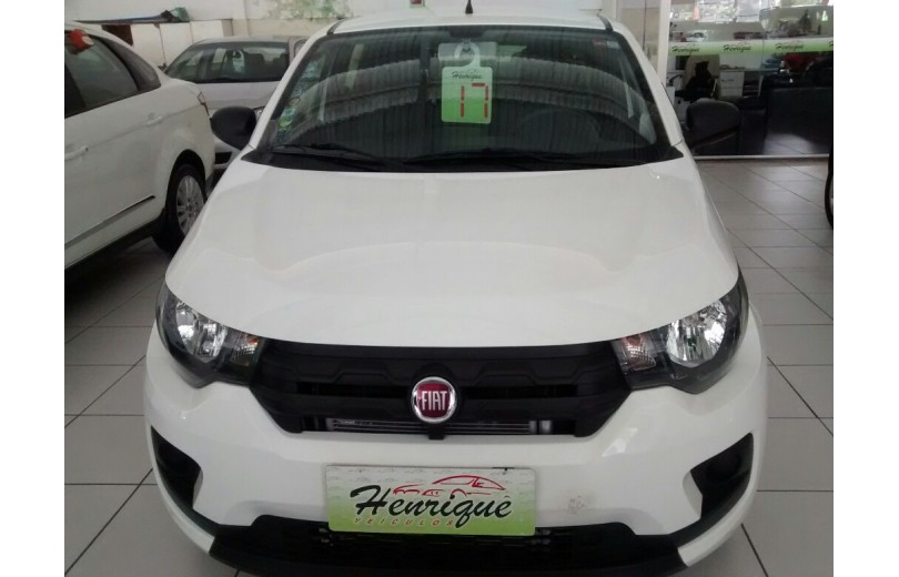 FIAT MOBI 2017 1.0 8V EVO FLEX EASY MANUAL  - Carango 68187 - Foto 2