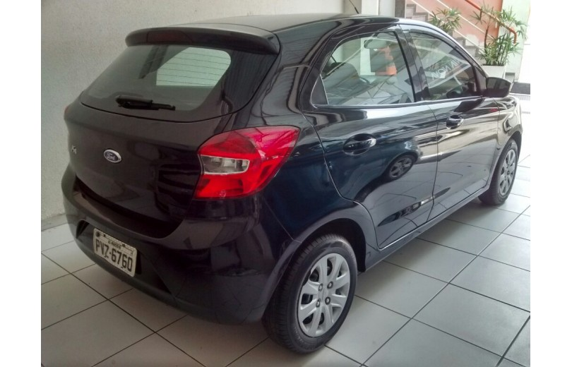 FORD KA 2015 1.0 SE 12V FLEX 4P MANUAL - Carango 68200 - Foto 3