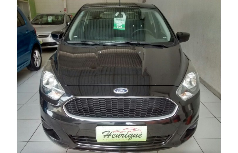 FORD KA 2015 1.0 SE 12V FLEX 4P MANUAL - Carango 68200 - Foto 2