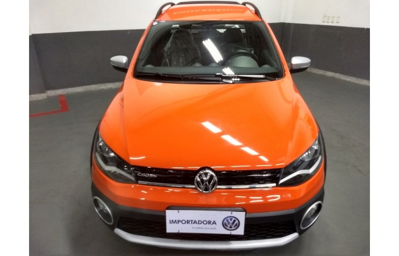 VOLKSWAGEN SAVEIRO 2016 1.6 CROSS CD 16V FLEX 2P MANUAL - Carango 68171 - Foto 2