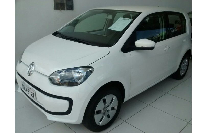 VOLKSWAGEN UP! 2016 1.0 MPI MOVE UP 12V FLEX 4P MANUAL - Carango 68028 - Foto 1
