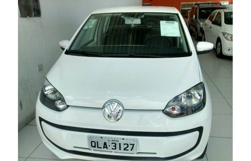 VOLKSWAGEN UP! 2016 1.0 MPI MOVE UP 12V FLEX 4P MANUAL - Carango 68028 - Foto 2