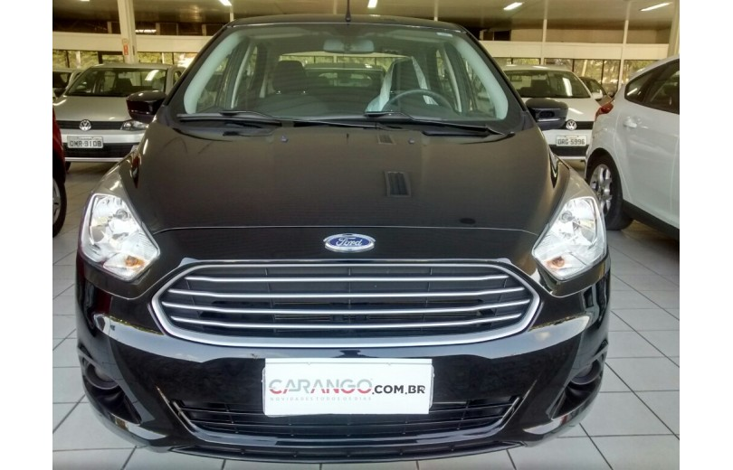 FORD KA MAIS 2018 1.0 SE 12V FLEX 4P MANUAL - Carango 69576 - Foto 2