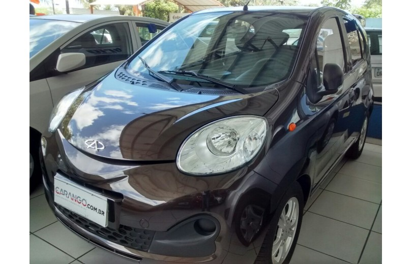 CHERY QQ 2018 1.0 MPFI ACT 12V FLEX 4P MANUAL - Carango 70559 - Foto 1