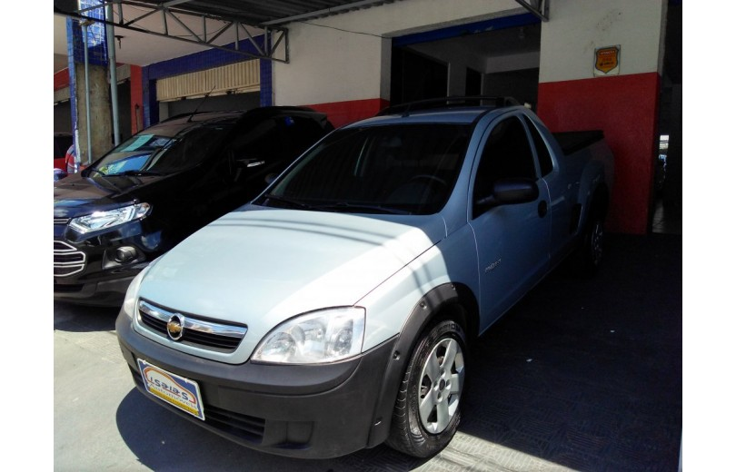 CHEVROLET MONTANA 2010 1.4 MPFI CONQUEST CS 8V ECONO.FLEX 2P MANUAL - Carango 70514 - Foto 1
