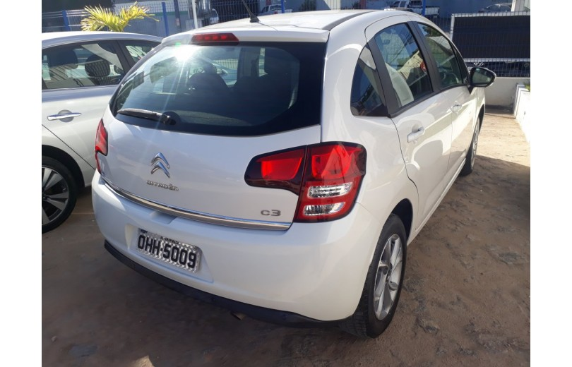 CITROËN C3 2014  1.5 EXCLUSIVE 8V FLEX 4P MANUAL - Carango 70477 - Foto 3