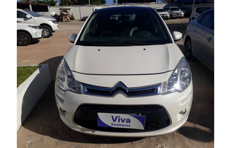 CITROËN C3 2014  1.5 EXCLUSIVE 8V FLEX 4P MANUAL - Carango 70477 - Foto 2