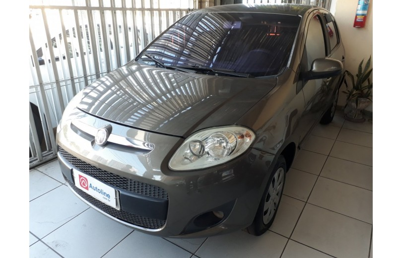 FIAT PALIO 2014 1.0 MPI ATTRACTIVE 8V FLEX 4P MANUAL - Carango 70489 - Foto 1