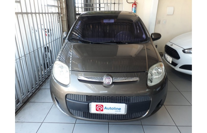 FIAT PALIO 2014 1.0 MPI ATTRACTIVE 8V FLEX 4P MANUAL - Carango 70489 - Foto 2