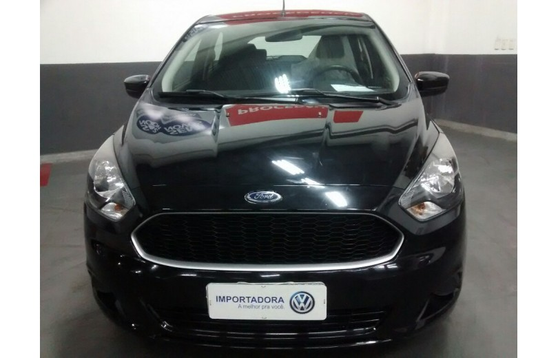 FORD KA 2015 1.0 SE 12V FLEX 4P MANUAL - Carango 70653 - Foto 2