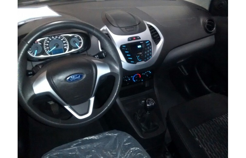 FORD KA 2015 1.0 SE 12V FLEX 4P MANUAL - Carango 70653 - Foto 6