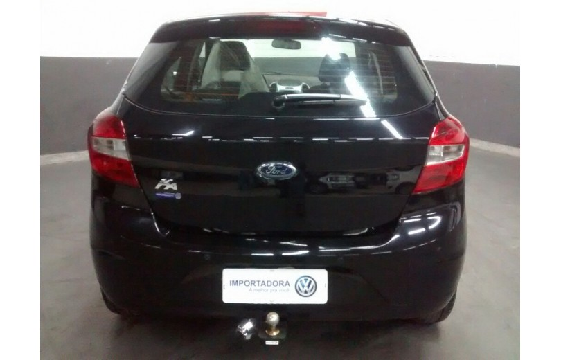 FORD KA 2015 1.0 SE 12V FLEX 4P MANUAL - Carango 70653 - Foto 4