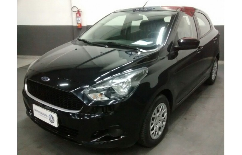 FORD KA 2015 1.0 SE 12V FLEX 4P MANUAL - Carango 70653 - Foto 1