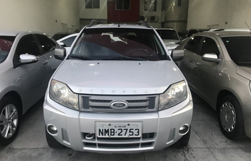 FORD ECOSPORT 2011 1.6 FREESTYLE 16V FLEX 4P MANUAL - Carango 70494 - Foto 2