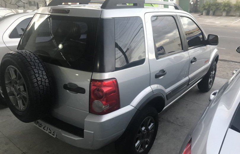 FORD ECOSPORT 2011 1.6 FREESTYLE 16V FLEX 4P MANUAL - Carango 70494 - Foto 3